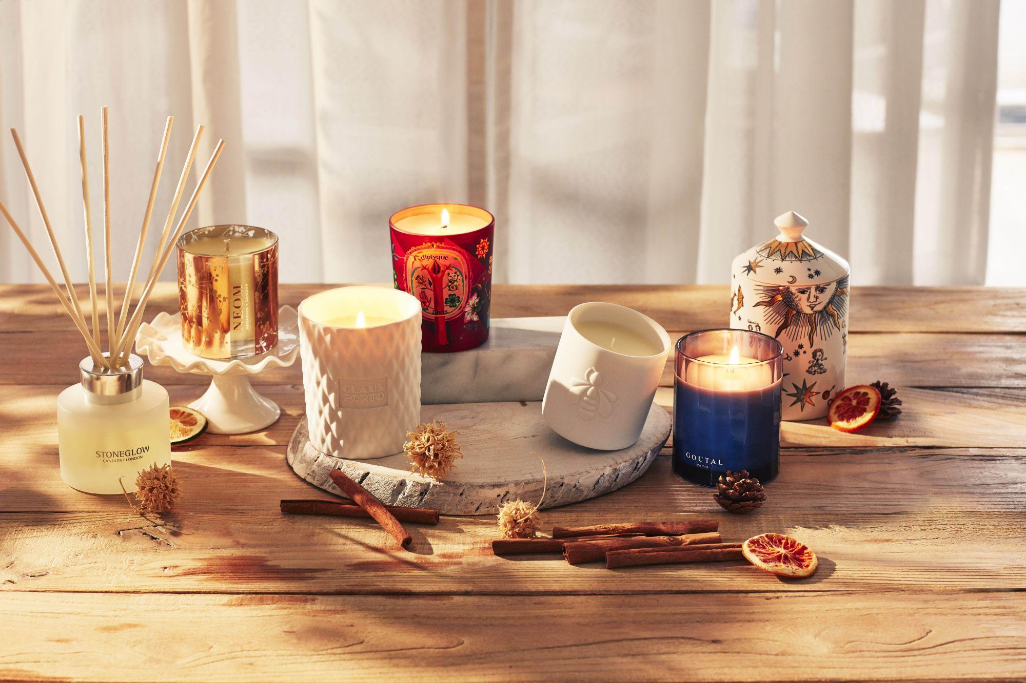 冬日靜好,待在家最是美好!7款「暖空間」居家香氛推薦