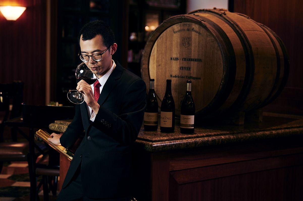 你不能不認識的侍酒師!亞洲最佳法國侍酒師冠軍得主盧楷文吐露職場真心話