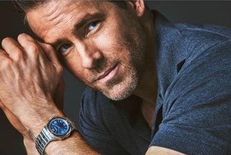 萊恩·雷諾斯(Ryan Reynolds)佩戴蕭邦腕錶演出Netflix最新電影《鬼影特攻:以暴制暴》