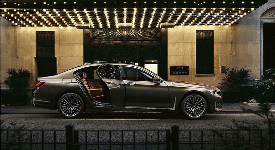 完美定調頂級豪華  全新BMW 7系列為Tatler Ball 2019增添風采