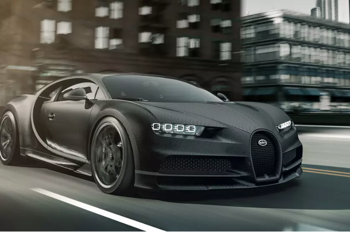 Bugatti推「碳化」版Chiron Noire Special Edition!全球配額僅20台