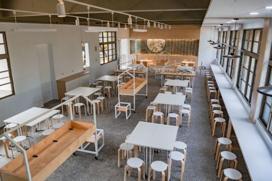 校園改造計畫大作戰!全台灣最有設計感的9間學校,讓「學美」從小開始