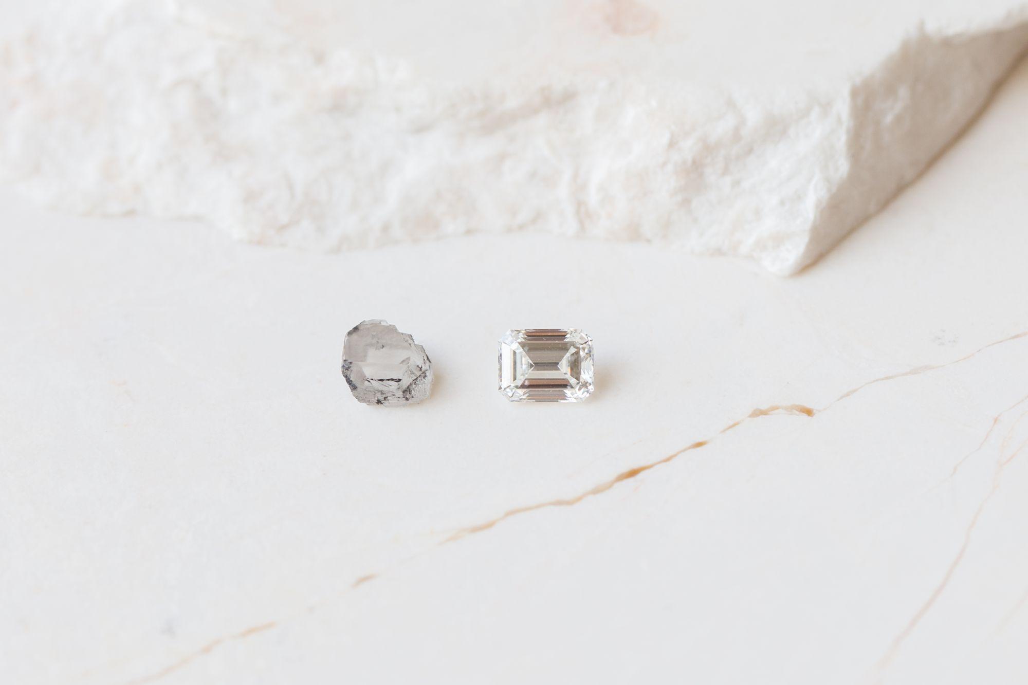 珠寶界的綠色革命!「未來鑽石」成為保護地球的美麗新選擇