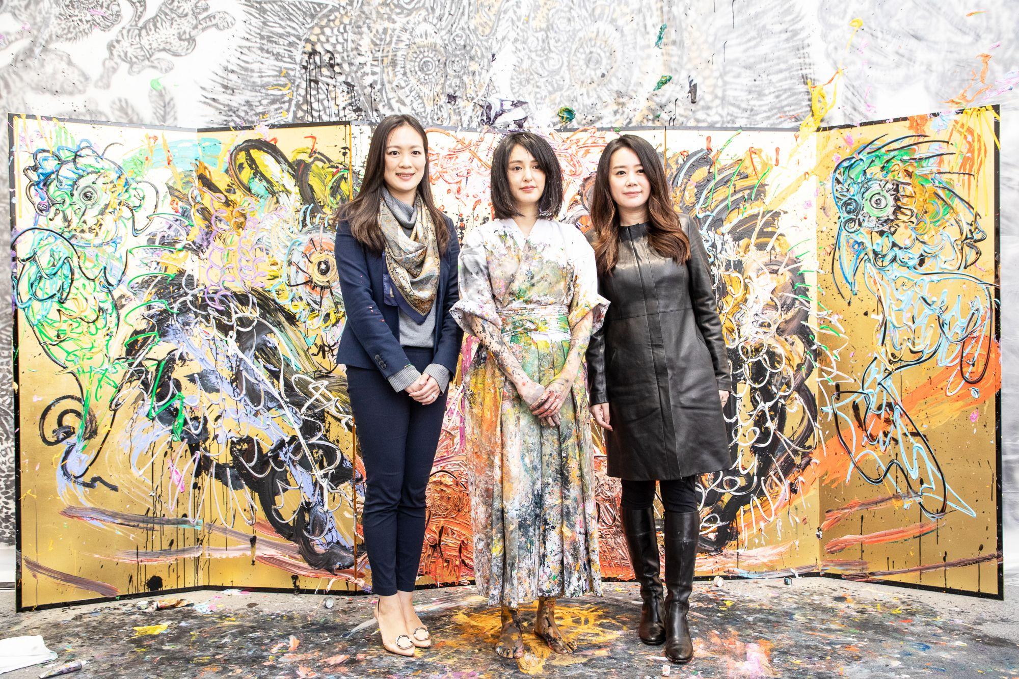 藏富於家 藏藝於心《2019 瑞銀當代女性論壇》藝術投資與完善理財的加乘效應