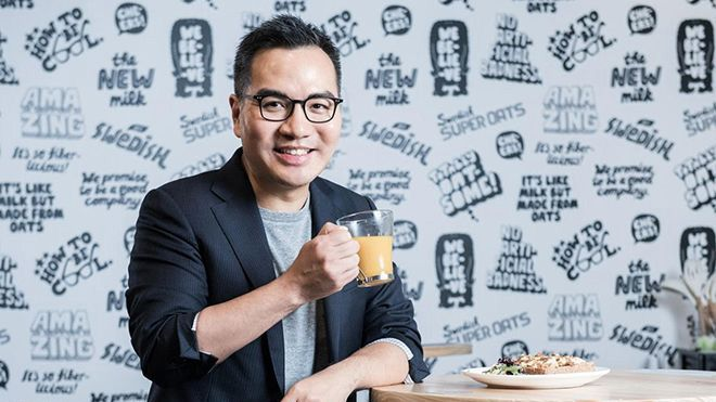 Omnipork 新豬肉引領新生活運動!Green Monday 創辦人楊大偉期許將蔬食帶進台灣餐飲主流