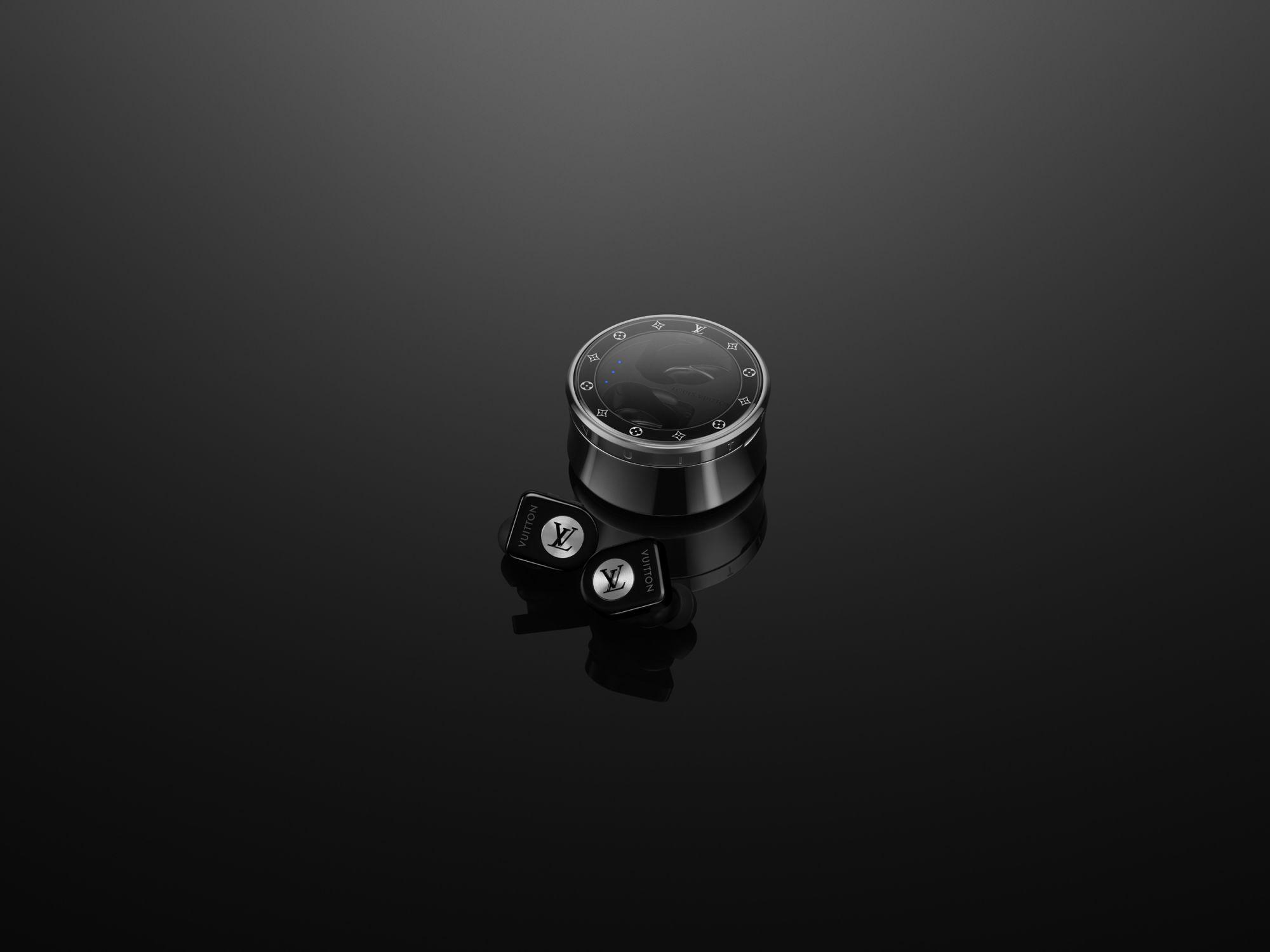 路易威登 Horizon 無線耳機 - 亮黑
