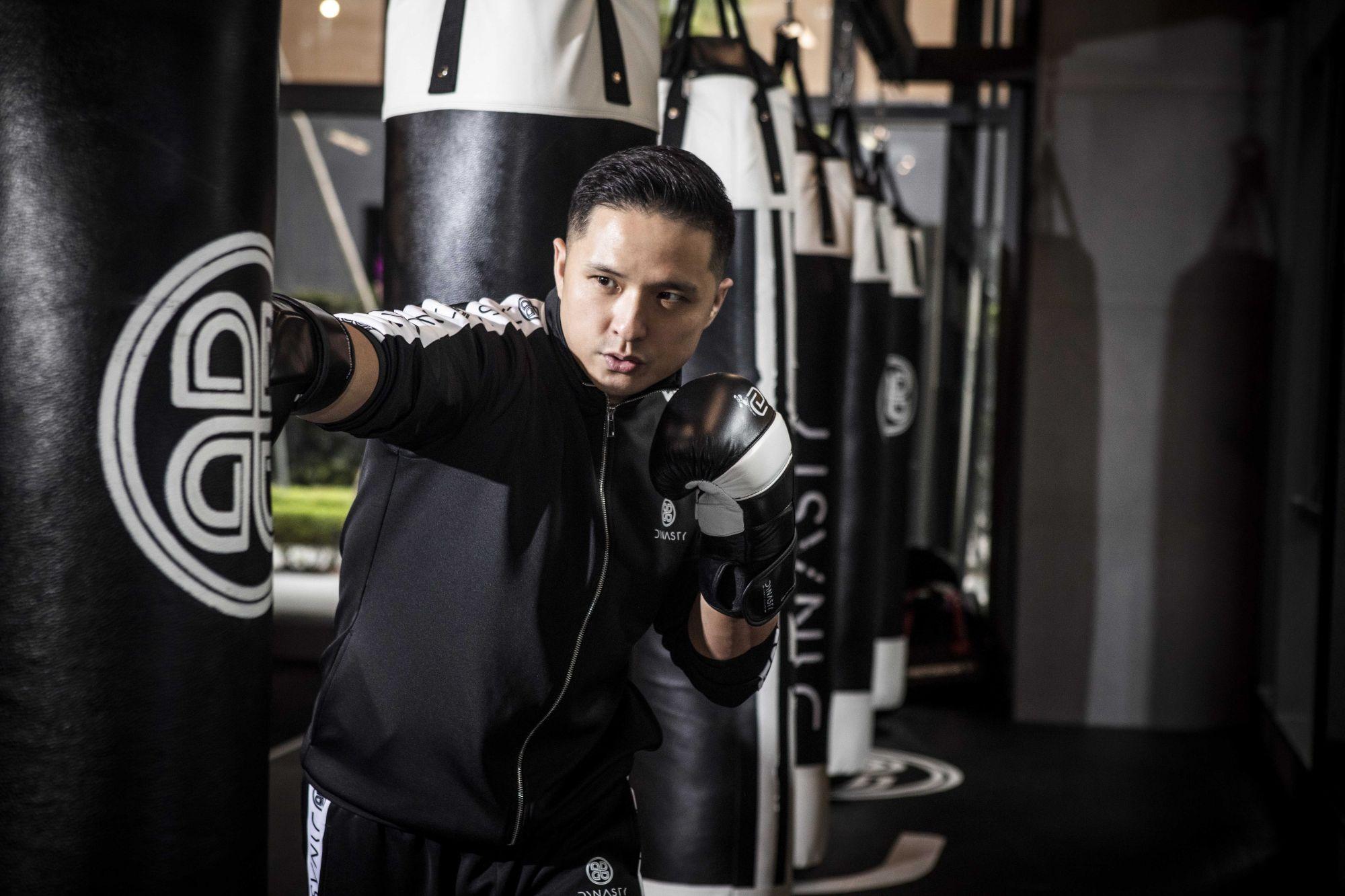 Dynasty皇家官邸聯誼會創辦人Royal:「我認為健身並不是擁有傲人的六塊肌,而是透過運動,讓人更了解自己、認識自己。」