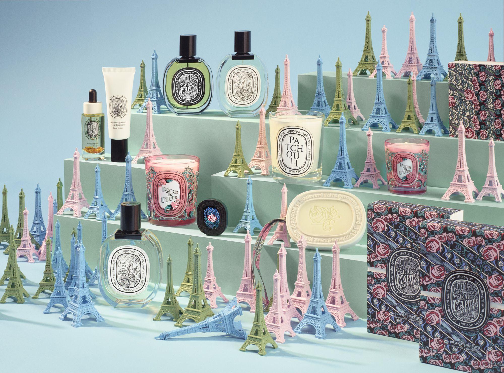 Diptyque2020年情人節限定香氛登場!優雅神秘的柑苔調訴說花都巴黎的味道