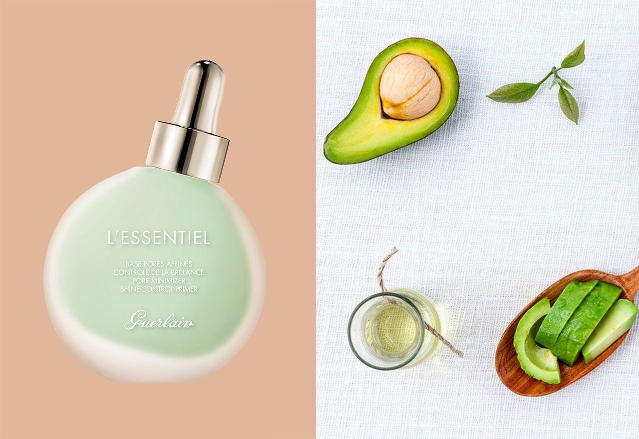 除了吃進健康,原來它還能幫助肌膚控油?嬌蘭首款妝前凝露「小酪梨」毛孔隱形超有感!
