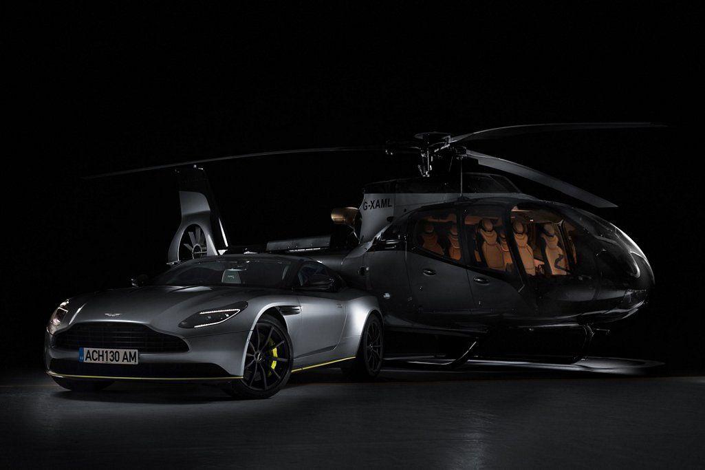 Aston Martin聯手空中巴士打造直升機!1架ACH130要價1億,2020年Q1可以交貨