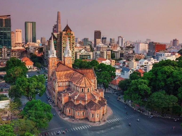 西貢愉「越」之旅怎麼玩?從「老西貢」開始漫遊,再到粉紅教堂回味歷史
