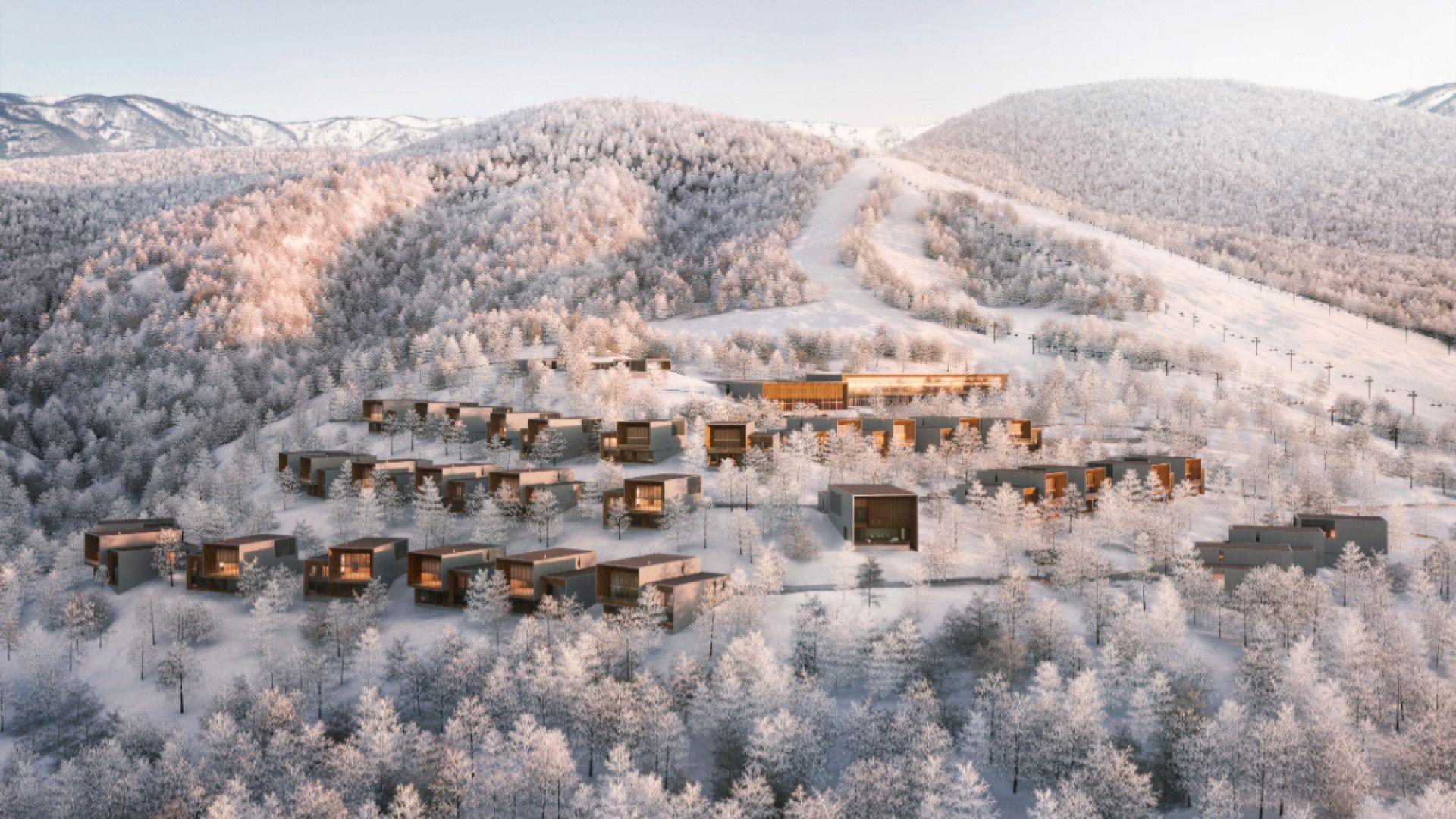 絕美山間的超夢幻酒店!安縵Aman Niseko座落北海道二世古,滑雪、溫泉、住宿、熱療呵護身心靈