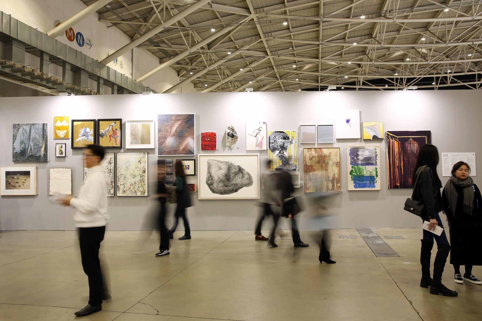 2020第二屆台北當代藝術博覽會南港展覽館登場,你不能不知關於本屆展會的5件大事!