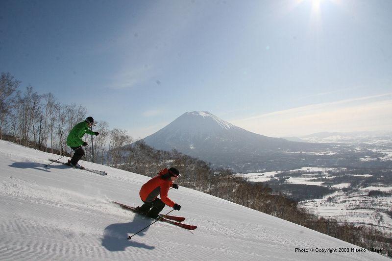 滑雪飆速直播中!日本滑雪中毒者必去!在北海道二世谷 Niseko Village度過難忘的雪國假期