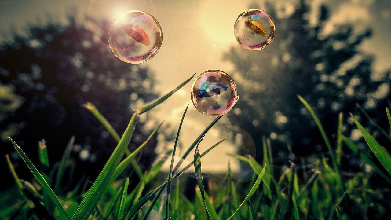 學會建立安全泡泡!把自己放入一個像泡泡的空間裡,然後保護自己免於被別人的情緒干擾。