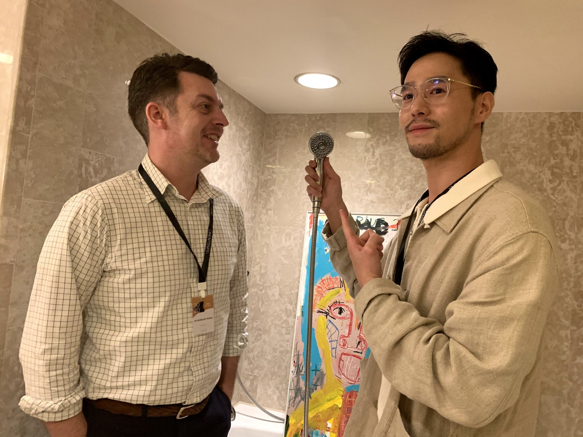 「不演戲的時候,就是在搞藝術!」丁春誠跨界策展翻玩西華飯店,打造今年最耐人尋味的展覽!