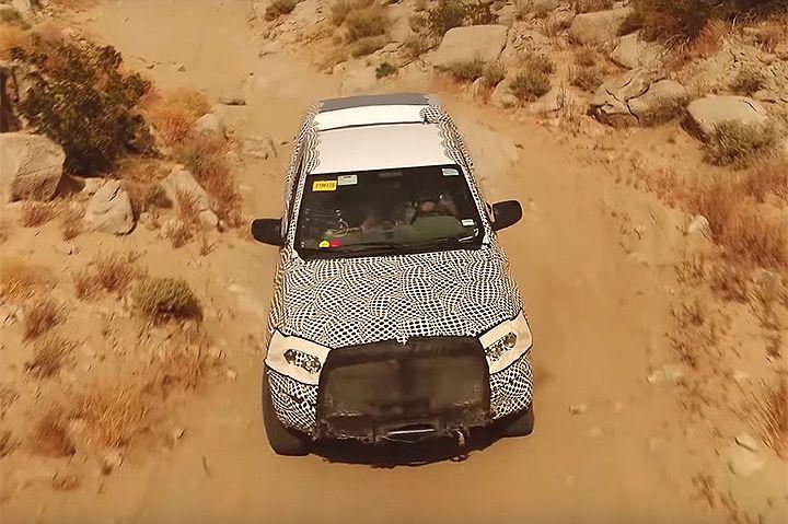 Ford福特「Bronco 4x4」經典越野休旅再現!沙漠測試影片釋出,預定2020春季將重返舞台?