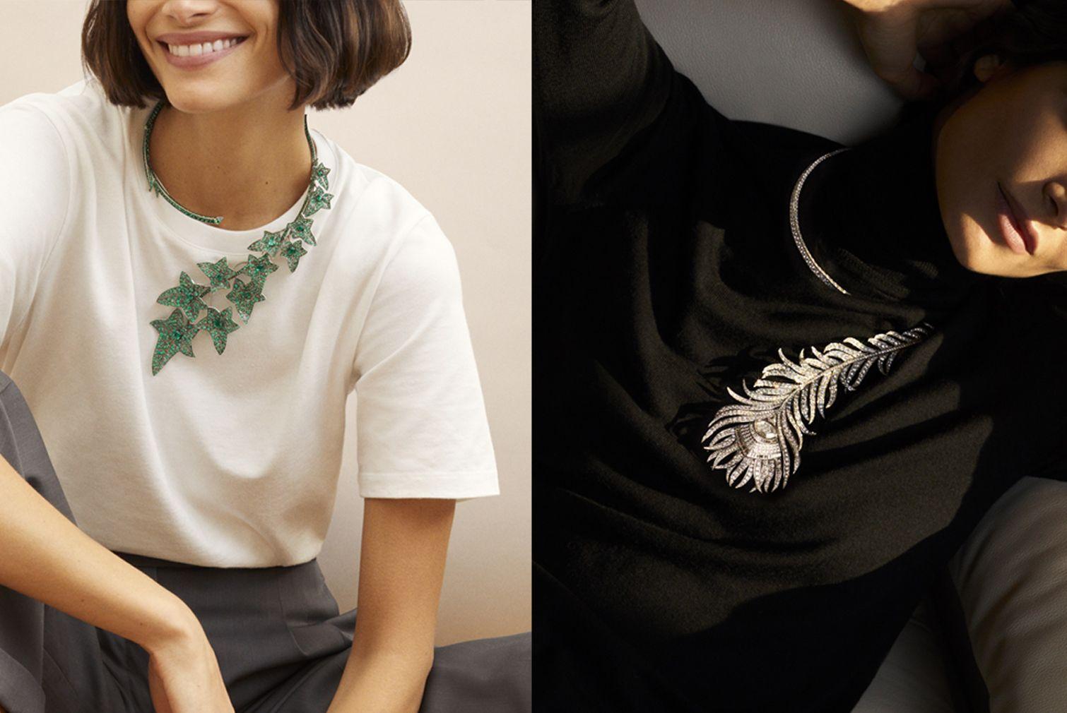 Boucheron寶詩龍標誌性高級珠寶系列再添力作:全新「問號項鍊」耀目問世