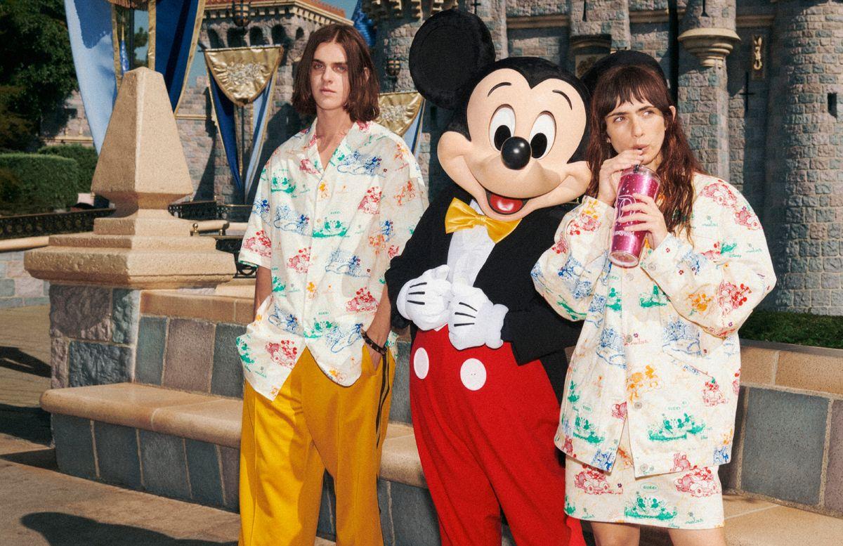台灣也有迪士尼?Gucci 2020米奇新春主題系列熱賣中