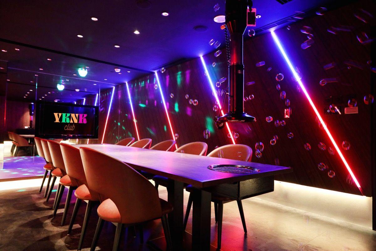 迎合頂級威秀影城MUVIE CINEMAS!YKNK club 營業至凌晨2點打造痛快的燒肉夜生活