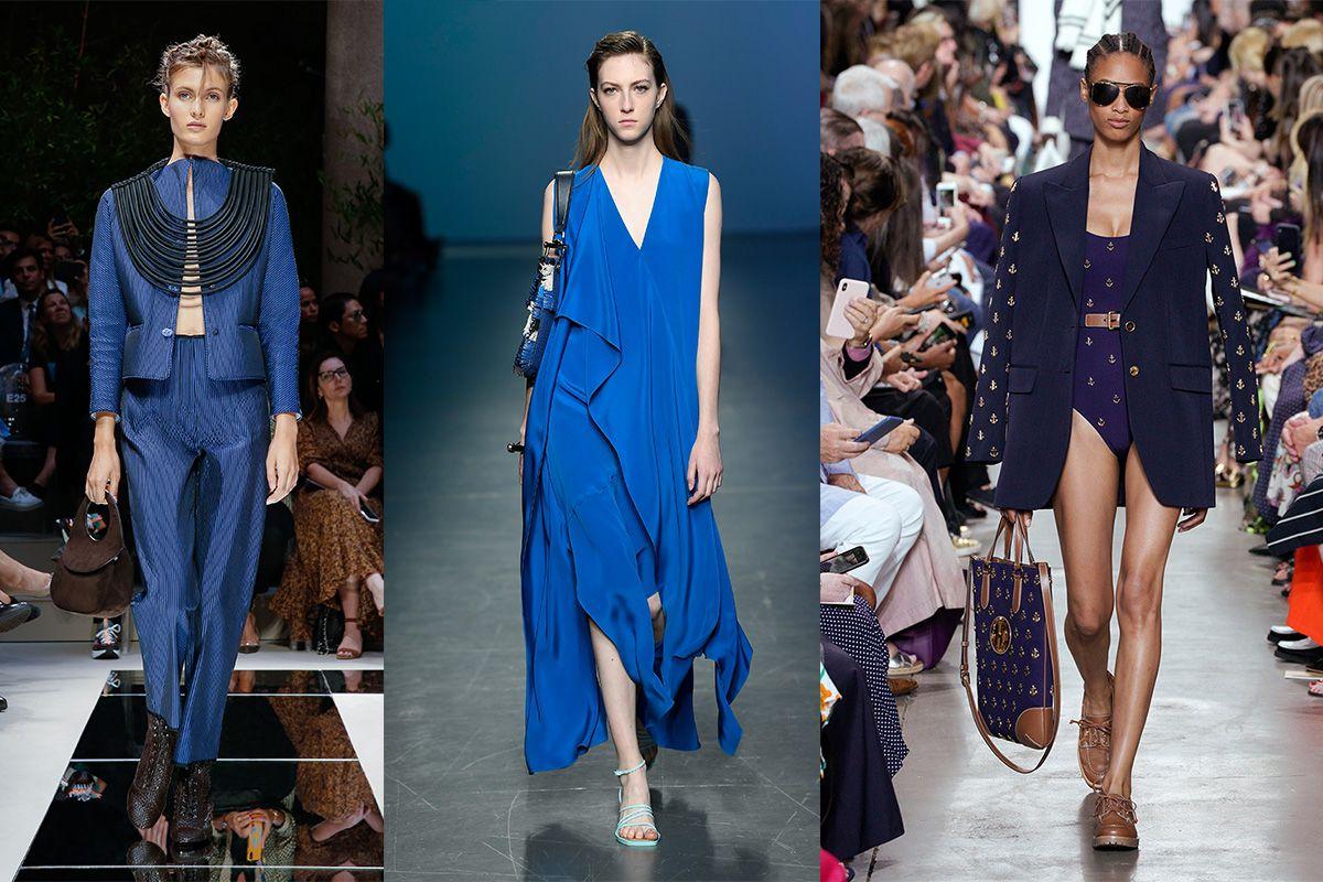 開工不 Blue,2020 Pantone 代表色 Classic Blue 優雅靜心時尚力大爆發