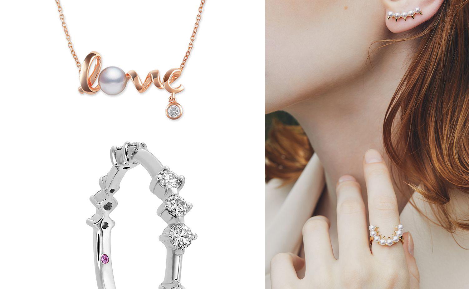 愛要大聲說!編輯精選8款特色情人節珠寶,獻給最獨一無二的她