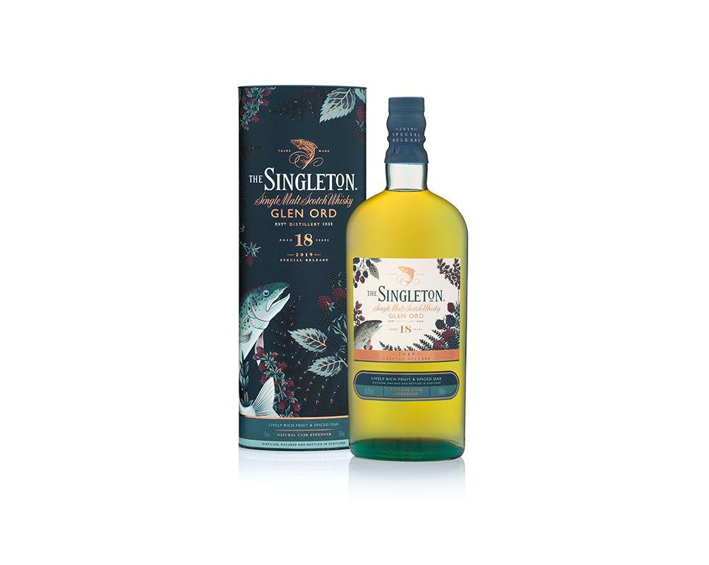 動盪時代裡最純粹的風味!The Singleton 蘇格登匠藝系列第二章18年原酒限量上市