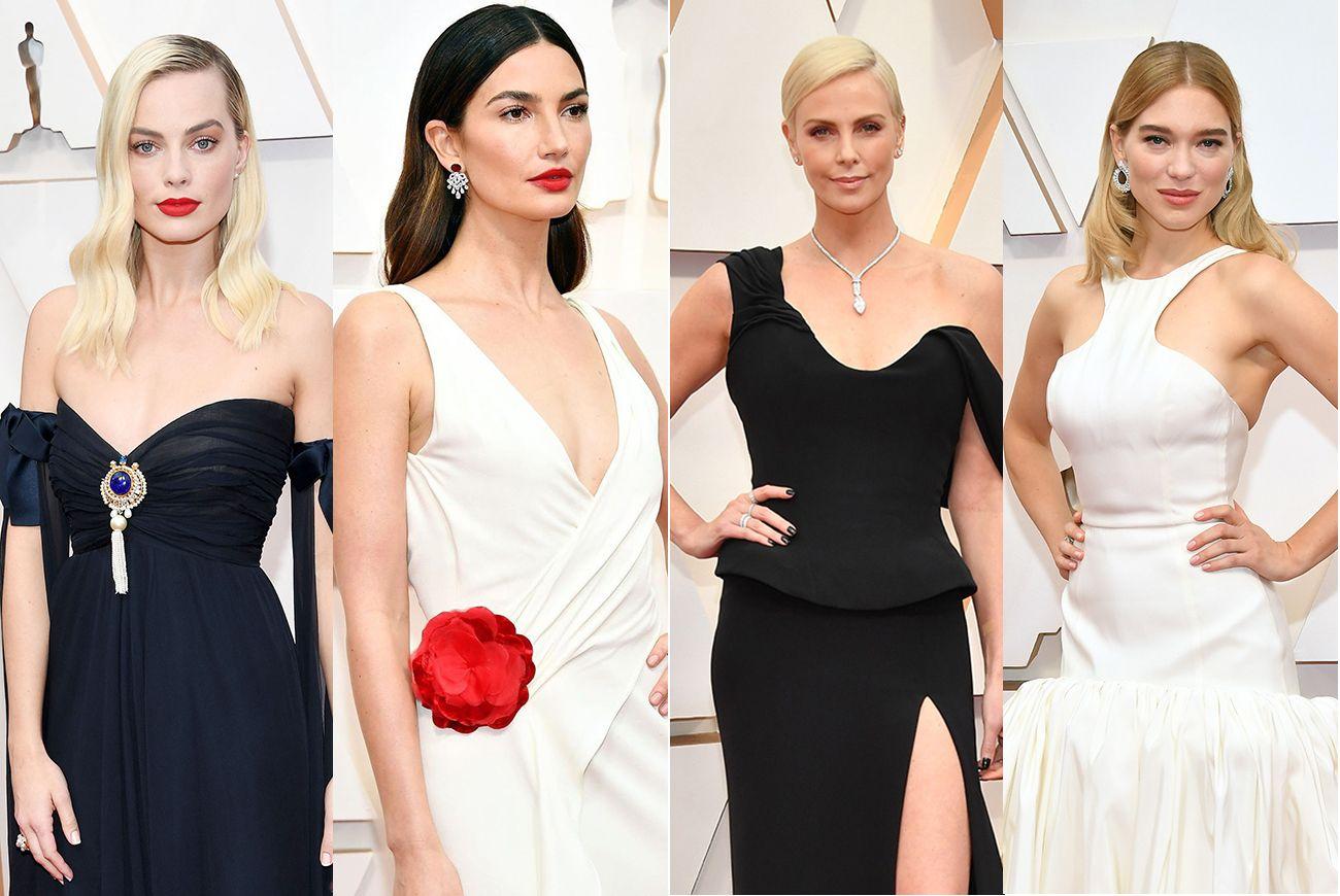 2020奧斯卡紅毯珠寶全解析!Tiffany & Co. 億級鑽鍊、Bvlgari頂級紅寶石、Boucheron問號項鍊⋯⋯成紅毯最美焦點(持續更新!)