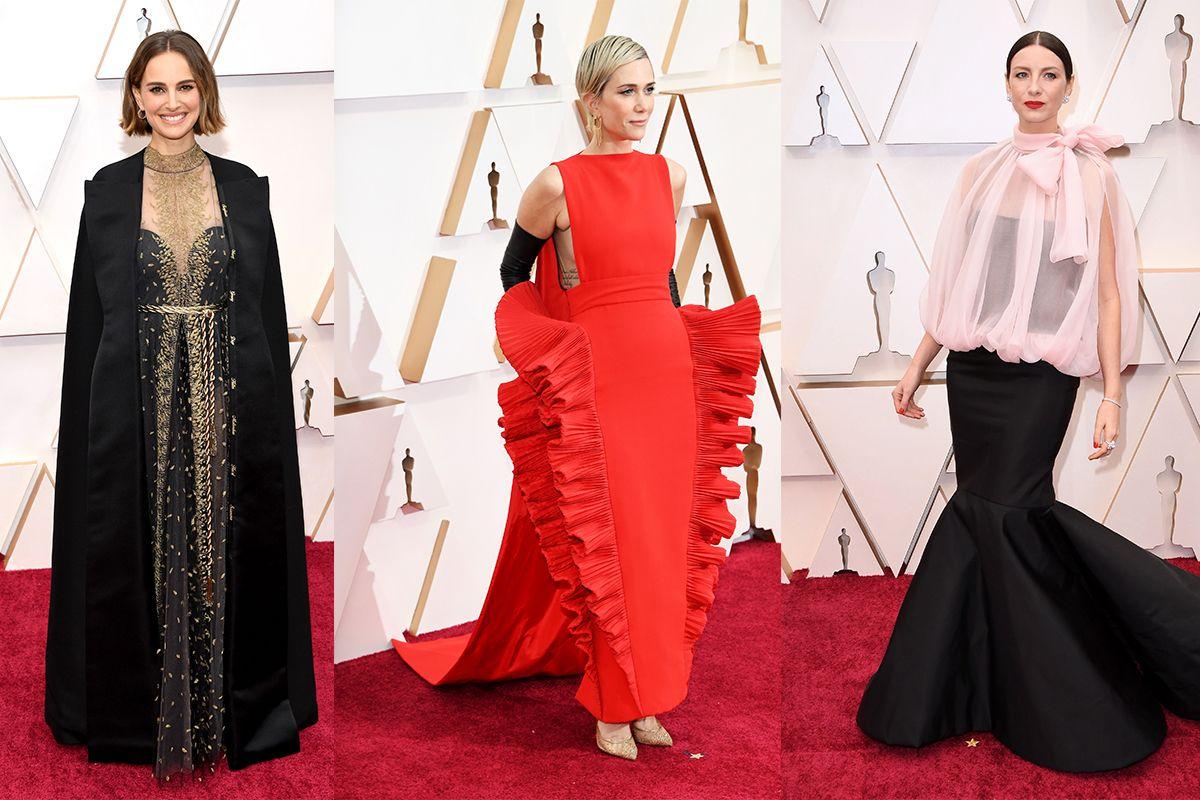 盤點2020奧斯卡最吸睛的紅毯造型!5大酷炫帥氣美圖總整理