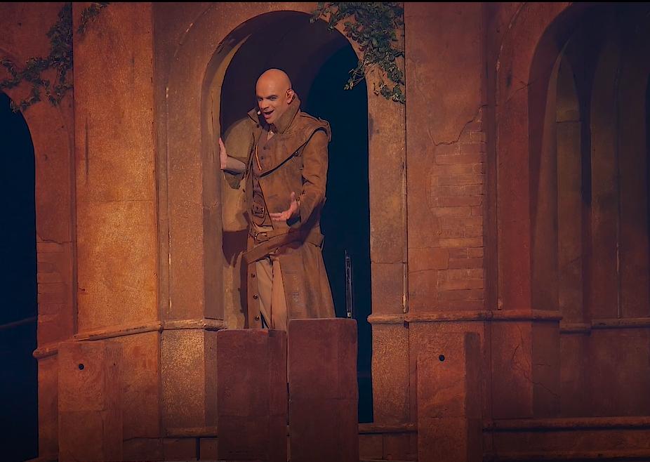 全球首站在台北!原《羅密歐與茱麗葉》巨星卡司共組紳士男團《Les 3G》詮釋奧斯卡得獎電影金曲