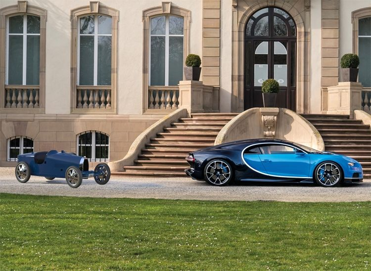 Bugatti史上最便宜車款,售價僅101萬、全球限量500台!Baby II配置兒童模式輔助駕駛