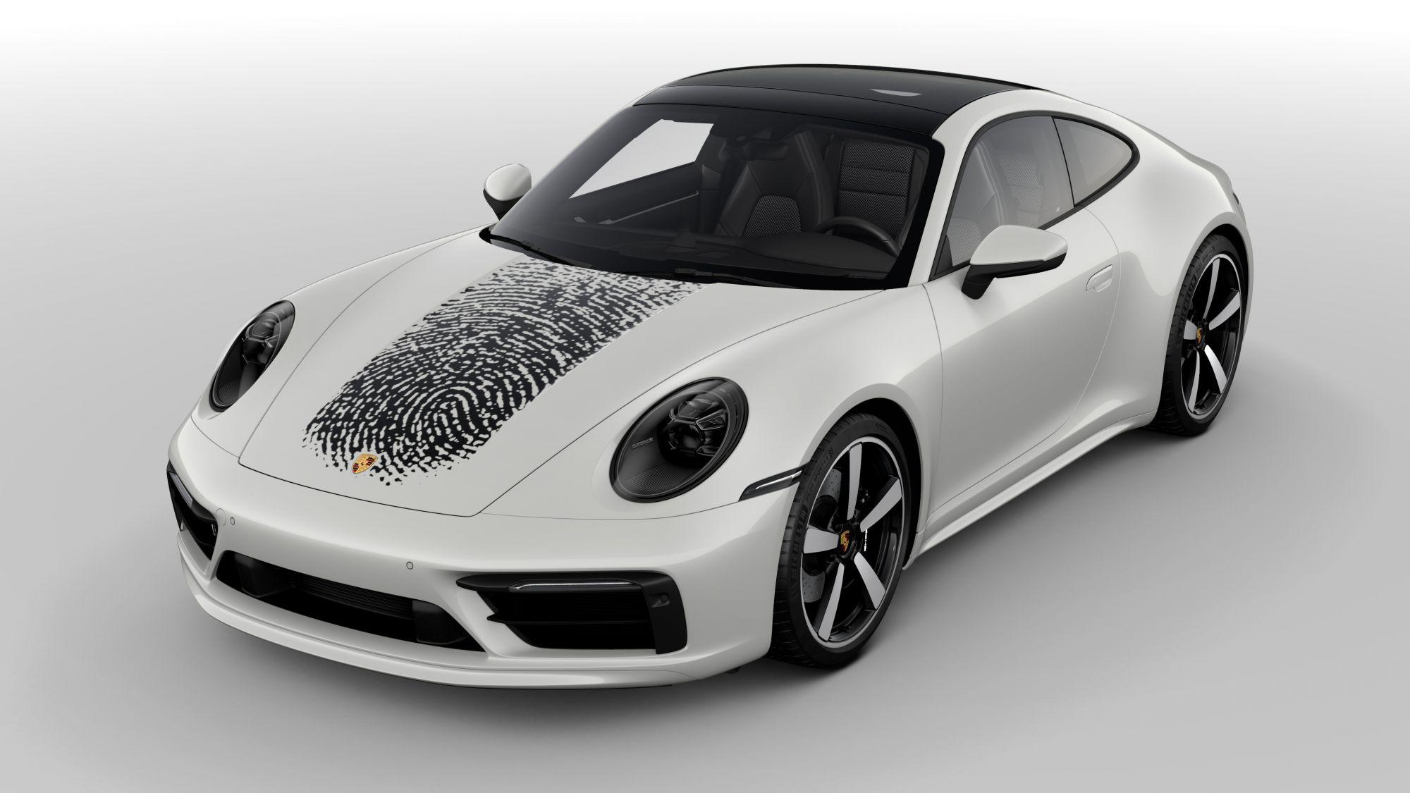 尊榮客製化的極致!Porsche車體塗層技術創新,個人指紋打造獨一無二的夢想保時捷