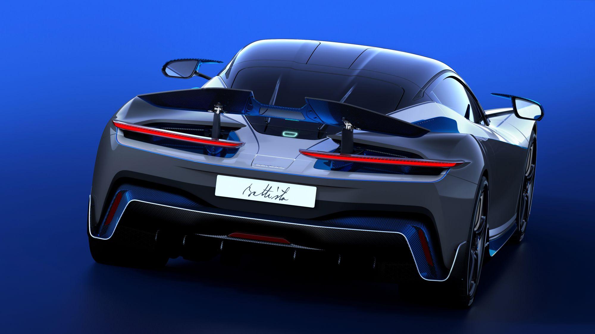 史上最強義大利超跑橫空出世!Automobili Pininfarina 推出90週年紀念款 Battista Anniversario 極限量豪華純電跑車