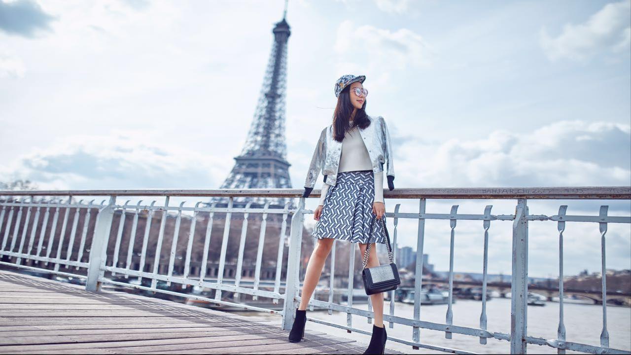 名人時尚地圖攻略!Fashion Insider林育菁分享法國巴黎潮人必去時尚熱點