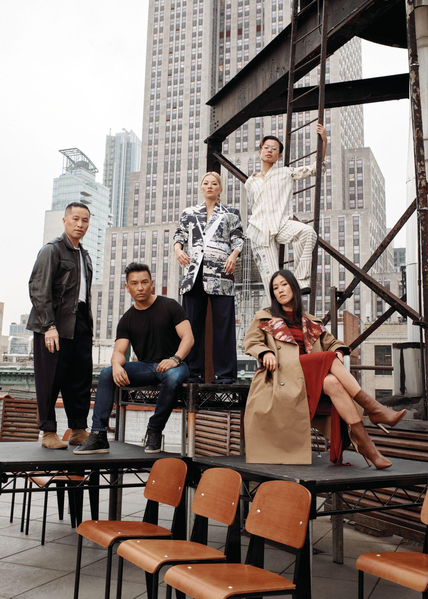 時尚圈新人類 - 亞酷族 The Slaysians在紐約談論飲食與人生