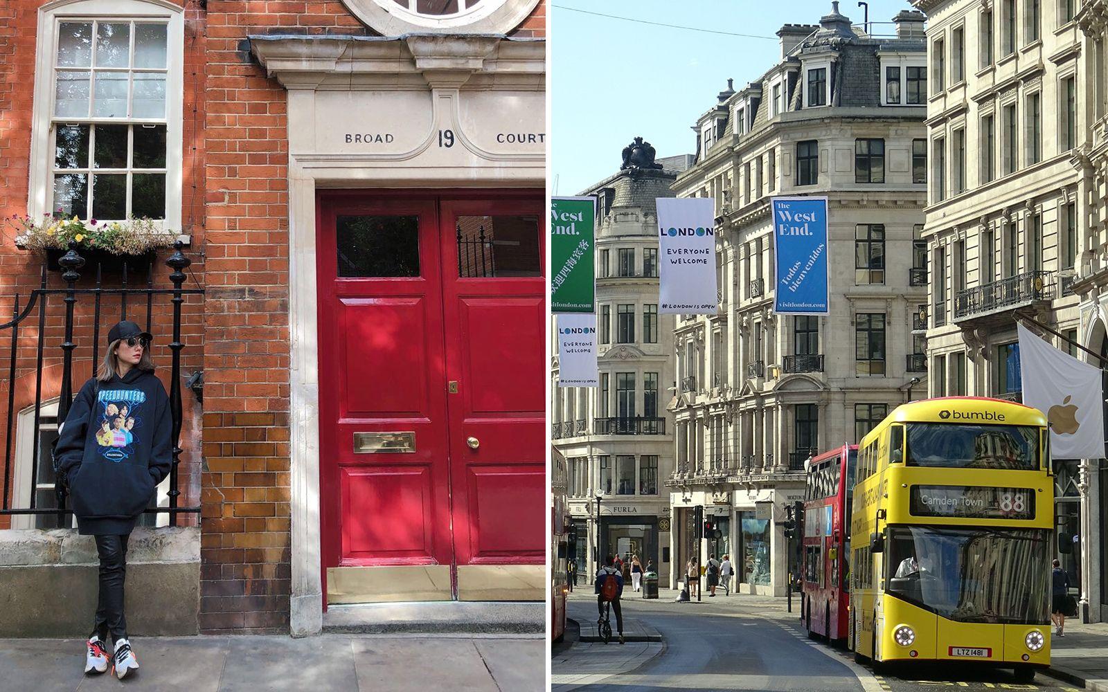 為自己來場充電的文化之旅,盧南君的倫敦隨筆