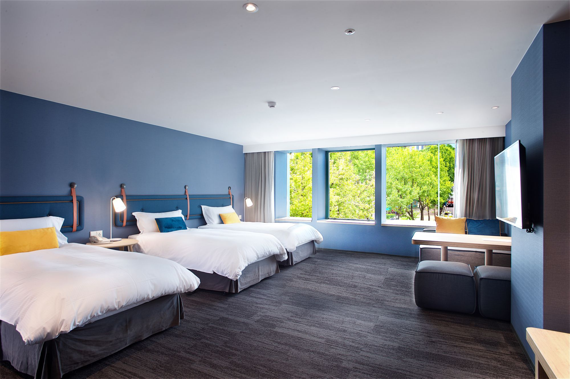 S Hotel、捷絲旅林森館 、北投雅樂軒加入防疫旅館行列
