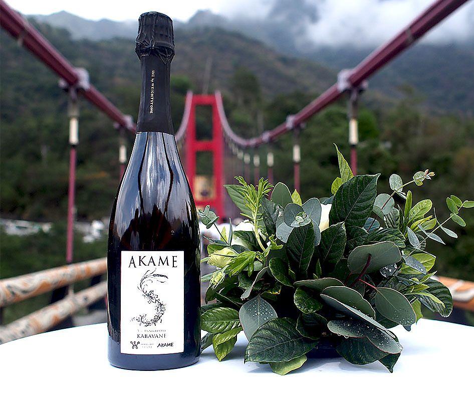 最「做自己」的餐廳與「世界最佳新創酒莊」強強聯手!Akame NO.5 Kabavane 微氣泡酒限定限量獨賣上市
