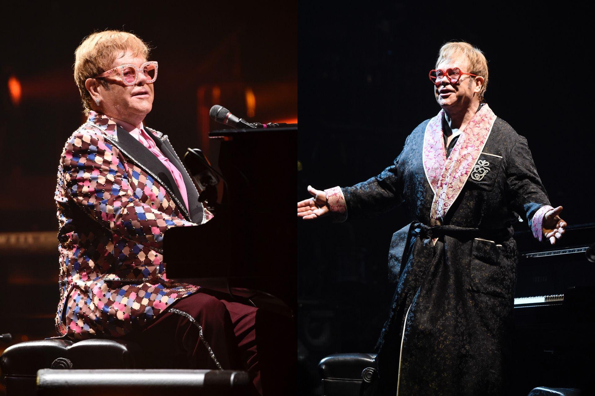 一次看完Elton John、張學友、Lady GaGa等全球百位巨星直播開唱!