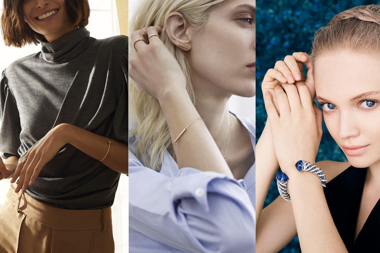 珠寶是女人最好的朋友!恣意搭配穿戴盡顯個人獨特風格