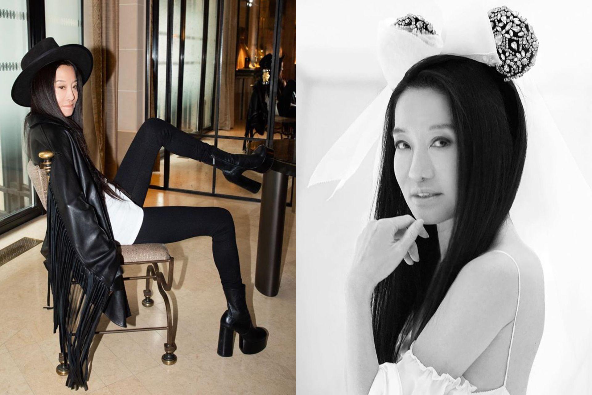 最強女力代表!婚紗女王Vera Wang從花式溜冰選手、資深時裝編輯到創業家的傳奇故事