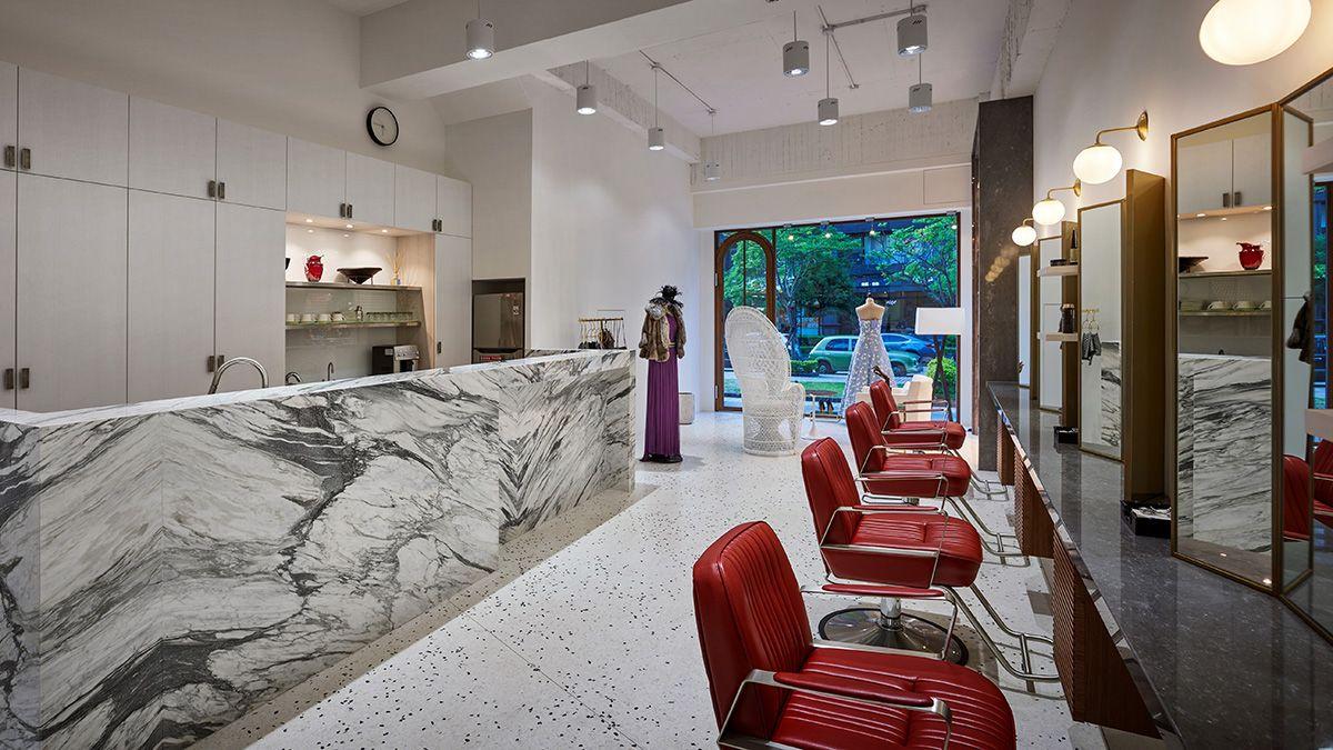 與張清芳所創辦的Stella Hair Salon Beauty合作!成為台北大直英迪格酒店招攬住客的秘技