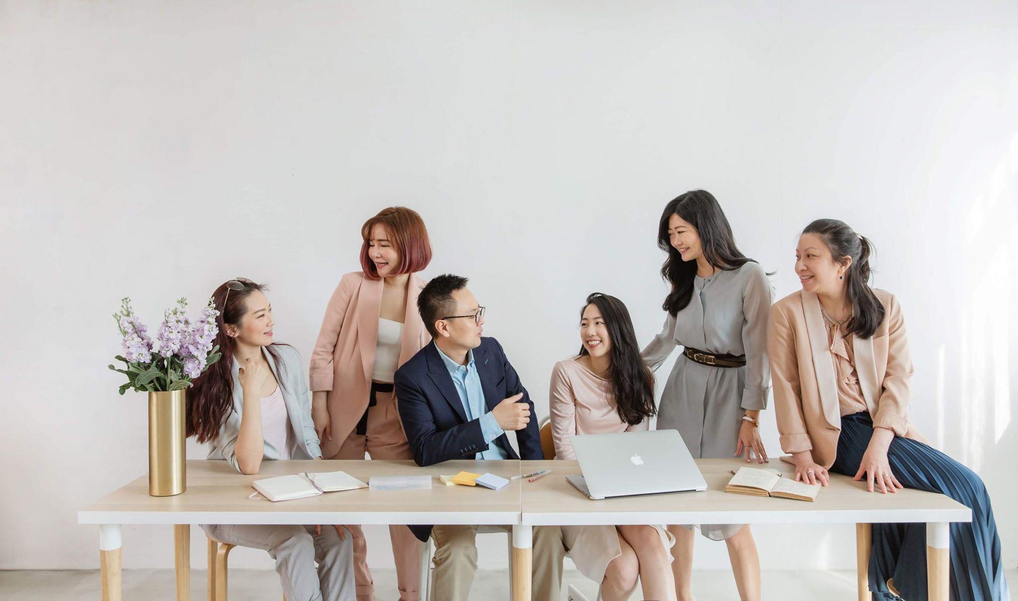 凝聚柔性力量!Careher打造專屬職場女性的成長平台