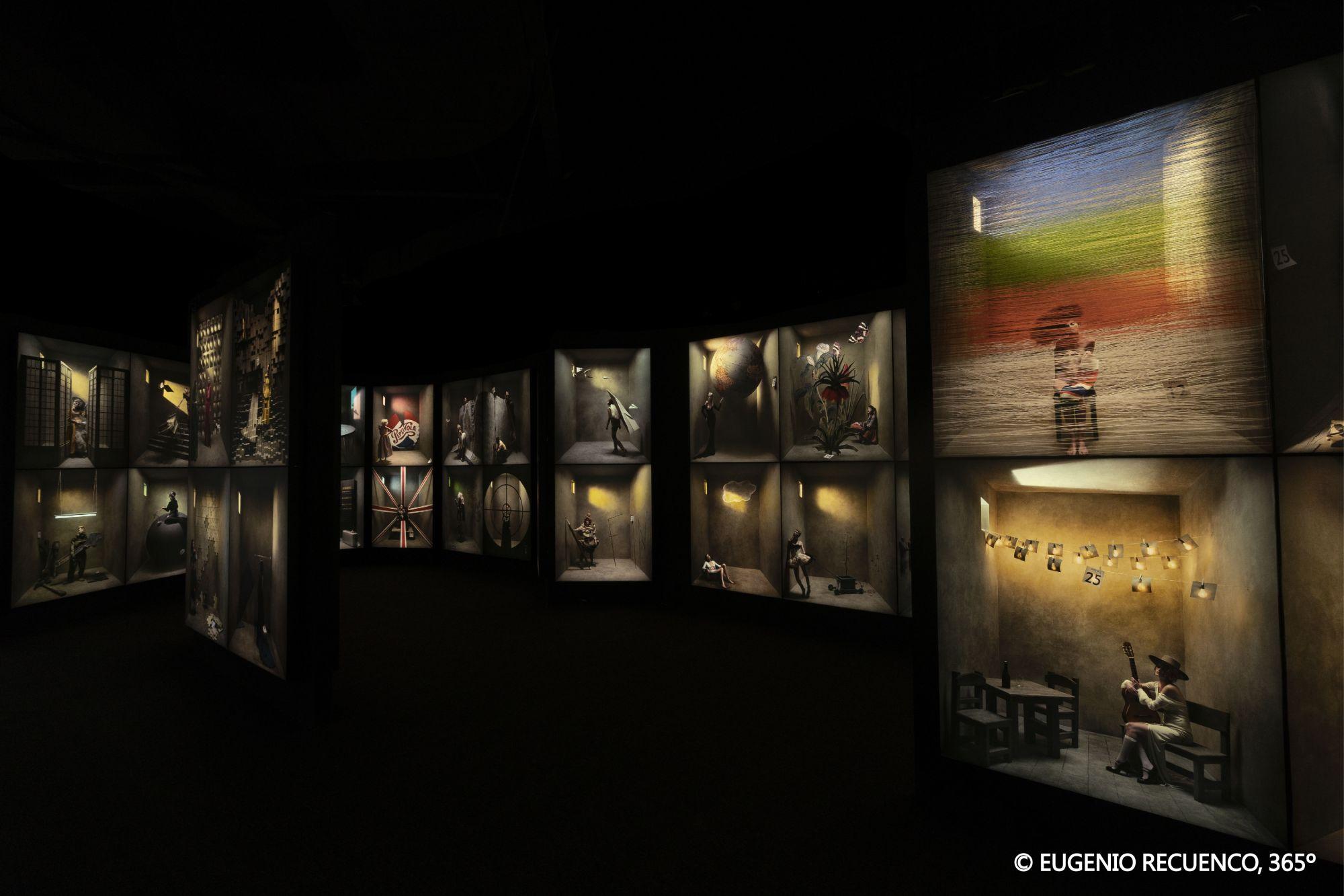 今夏必打卡!170座大型燈箱、10間特色攝影棚,超現實攝影鬼才尤傑尼歐攝影展即將登台!