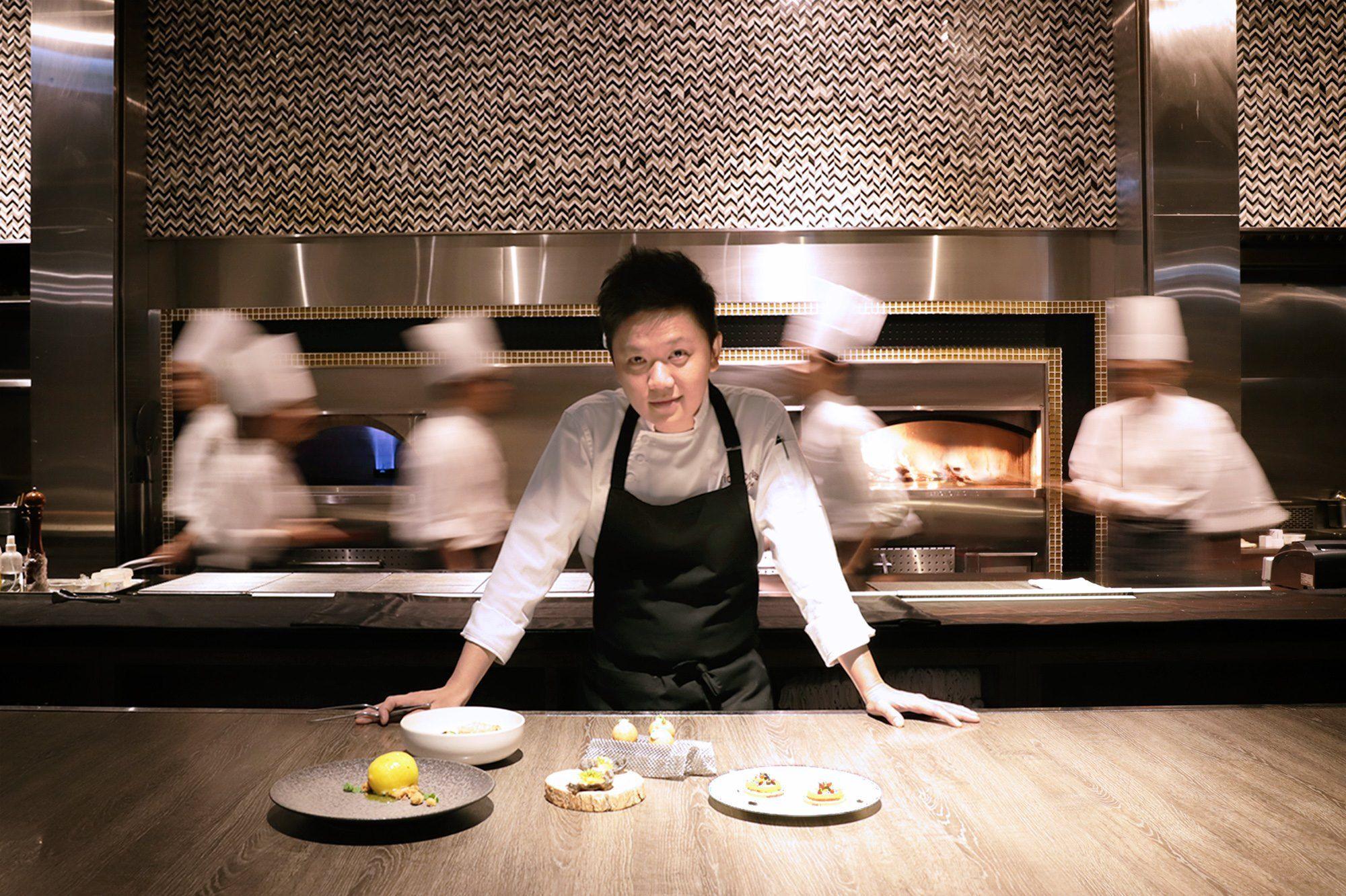 台北兩大新銳主廚聯手刺激人氣!N°168 PRIME Sogo 敦化 X  FirePlay Taipei「火味」餐會限時舉辦