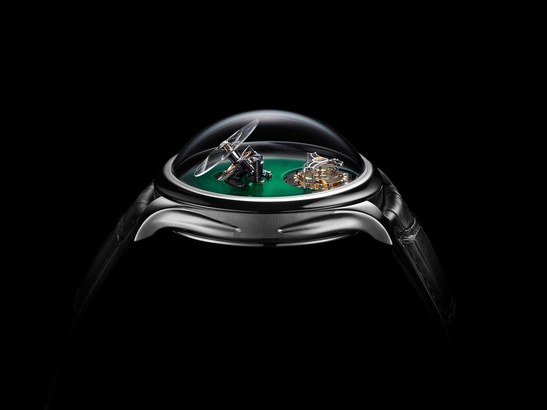 兩大獨立製錶品牌聯手出擊!H. Moser & Cie.與MB&F共同創作2款限量腕錶!