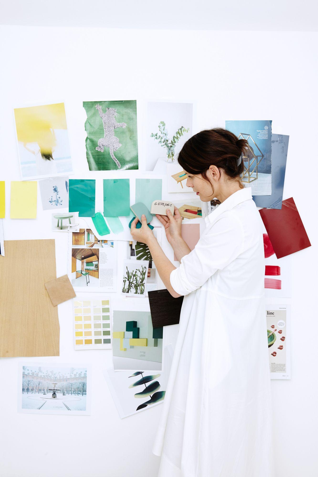 德國威瑪包浩斯學院與名古屋藝術大學畢業,設計師Gesa Hansen為Villeroy&Boch面盆系列操刀。
