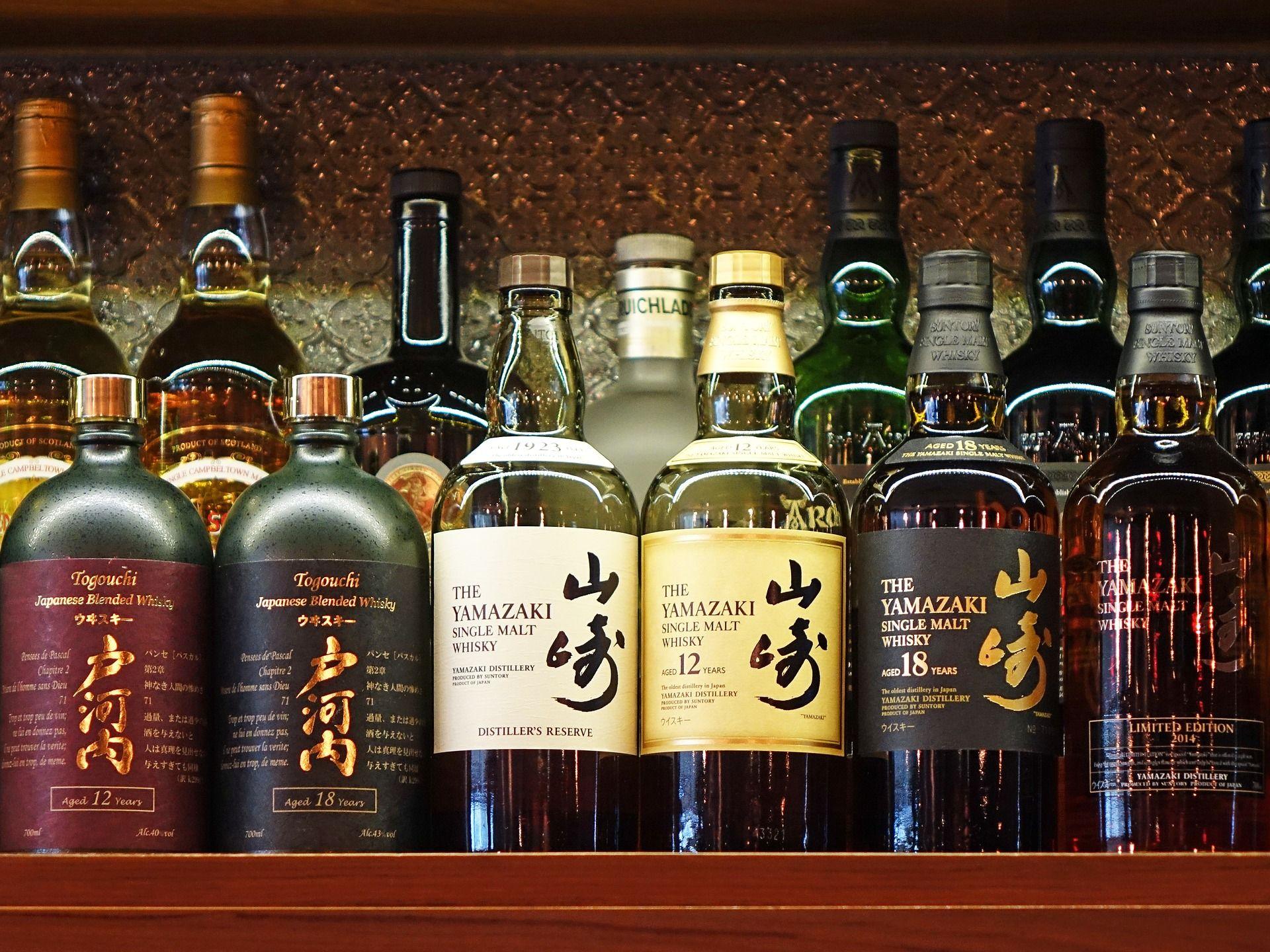 市面上的「日本威士忌」可能並非產自日本,甚至根本不是威士忌?