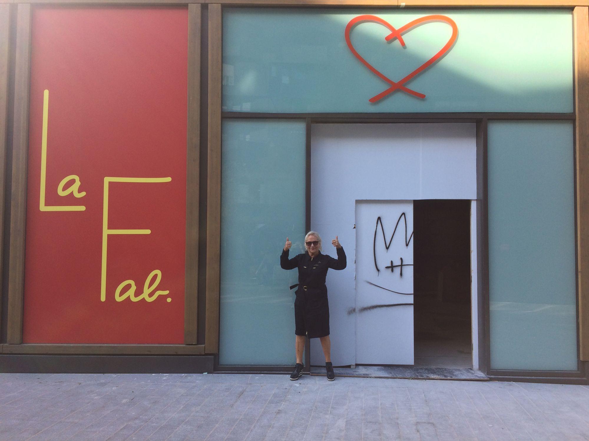 超過5000件現代藝術收藏,agnès b.全球第6間藝廊La Fab現代藝術館座落巴黎第13區