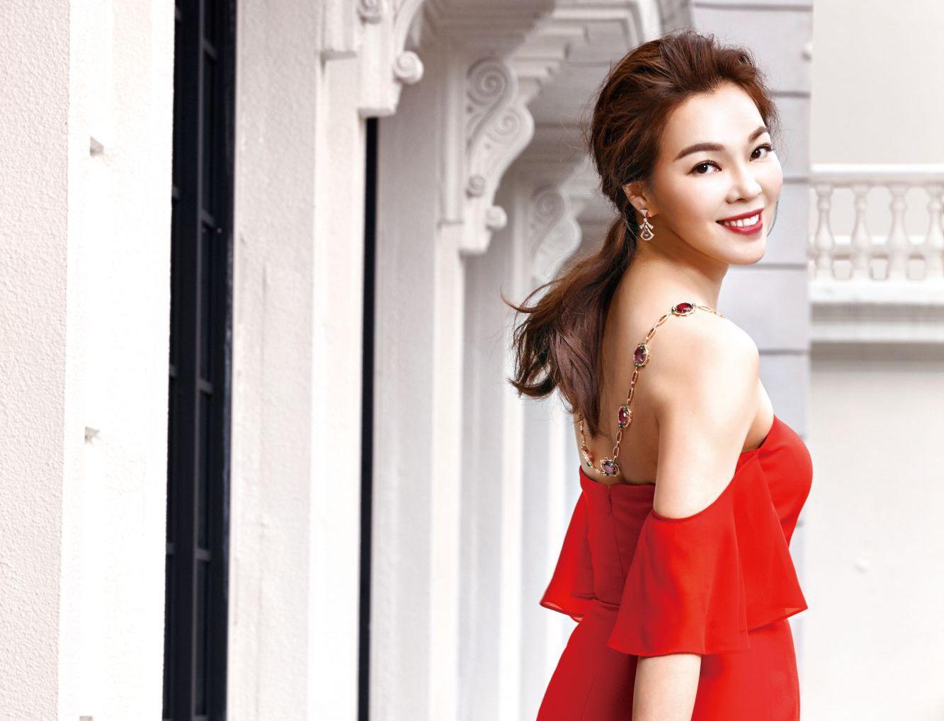「我希望我60歲的時候也能像她一樣。」曾馨瑩最欣賞的女性是⋯⋯?